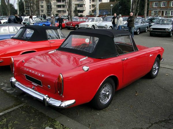 sunbeam alpine IV 1964 1965 4