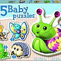 éduca baby puzzle