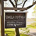 Le mariage hippie chic de pamela love à montauk ...
