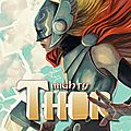 Panini marvel now thor par jason aaron