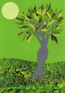 femme arbre calhaloü