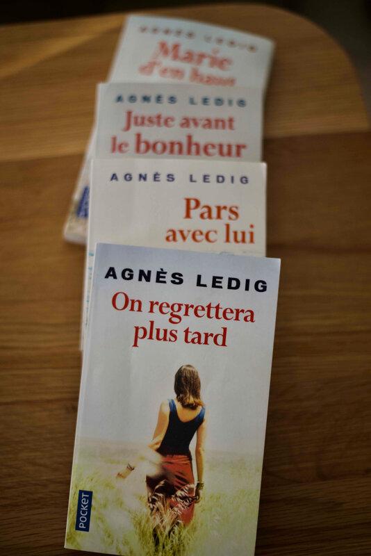 livres agnes ledig - 1