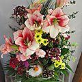 Une nouvelle présentation florale