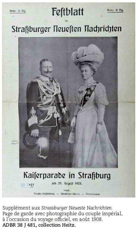 Couple Guillaume II