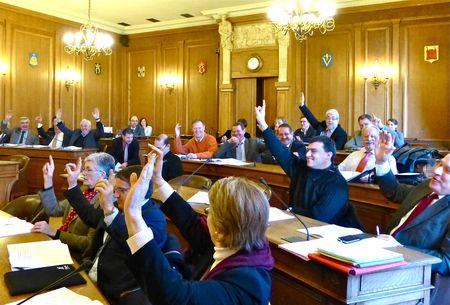 ENTENTE INTER DEPT CA DEC 2012 vote