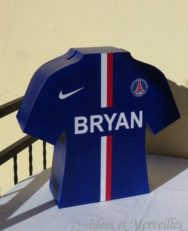 urne football PSG - idees et merveilles (1)