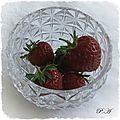 Envie de fraise.....