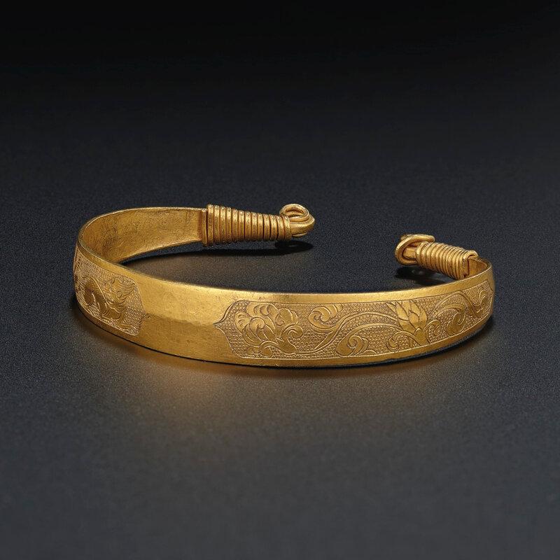 2019_NYR_18338_0562_001(a_fine_gold_bracelet_tang_dynasty_d6220768)