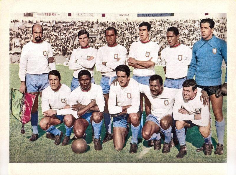 1966 07 28a Equipe Portugal