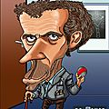caricature Dr House JPEG