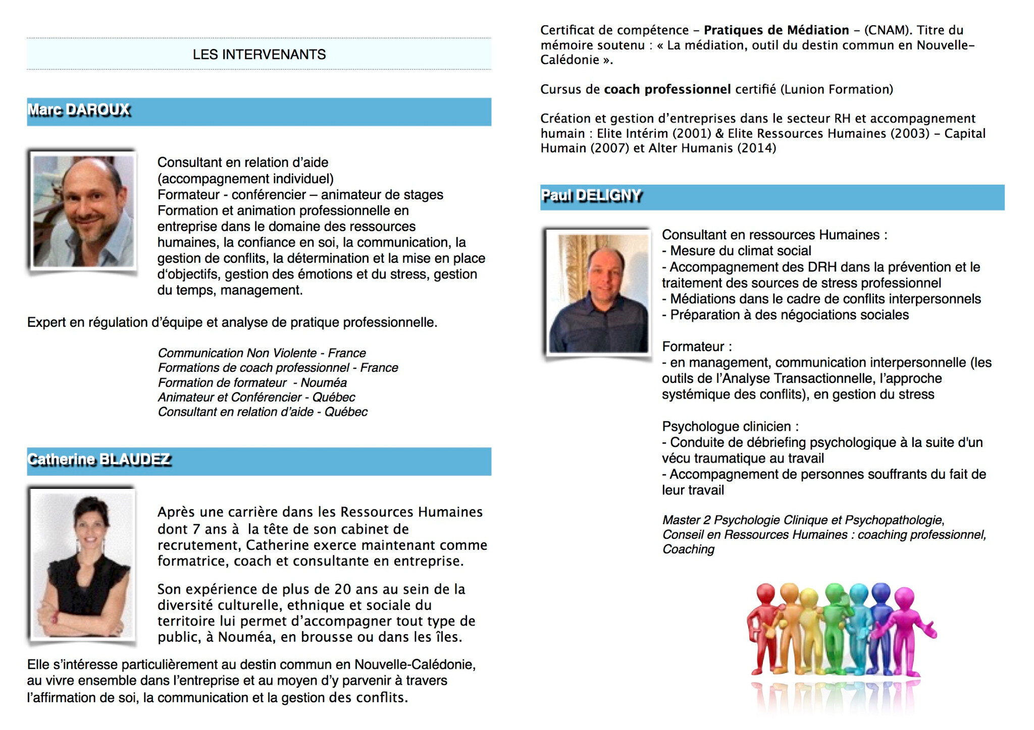 "Formation ""CONSULTANT EN RELATION D'AIDE"" 2018/2019"