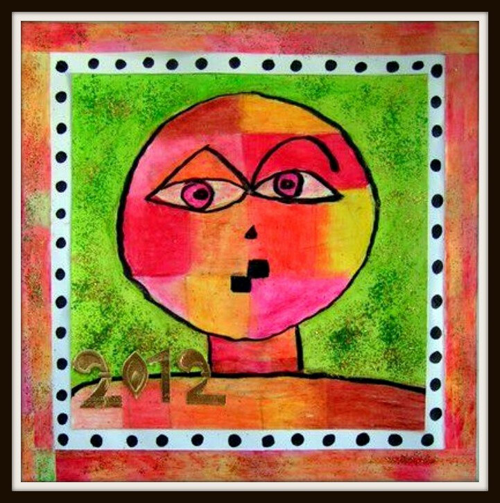 5-Chaud Froid-Portraits inspiration Paul Klee (97)-001