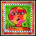 Portrait inspiration paul klee
