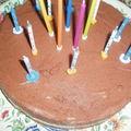 Craquant mousseux poire et chocolat