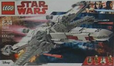 view x-wing 75218