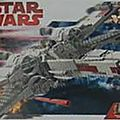 2018 : new x-wing lego ?