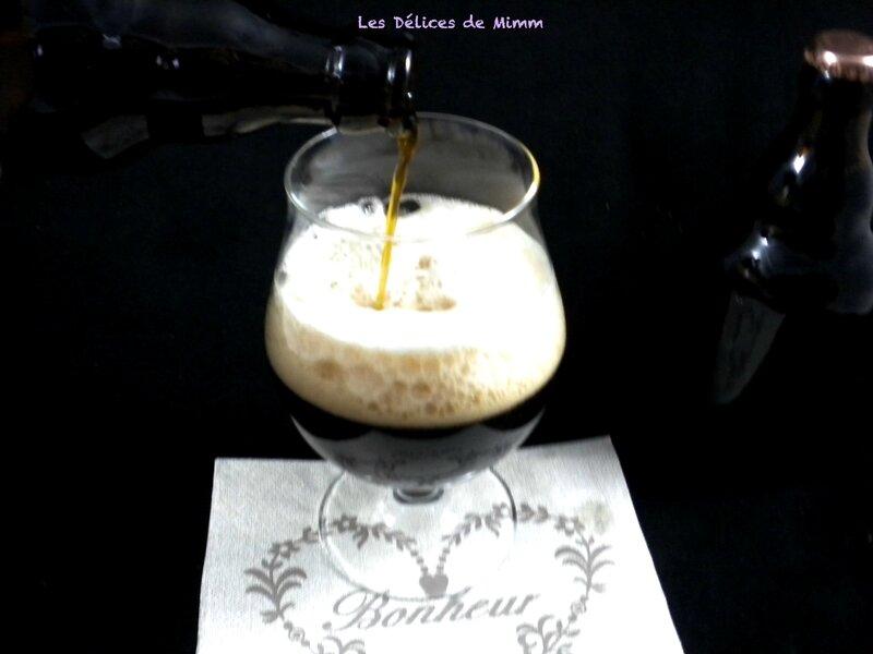 Carbonnades flamandes aux spéculoos avec ma bière d'abbaye maison (Cookeo ou pas)