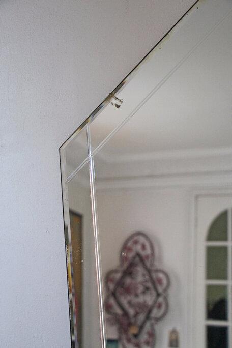 miroir-ancien-diamant-rayure