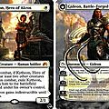Kytheon/Gideon Altered