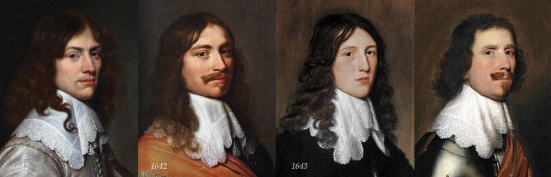 Provinces-Unies, 1642-1643 ligne 2