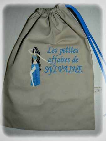 sac sylvaine