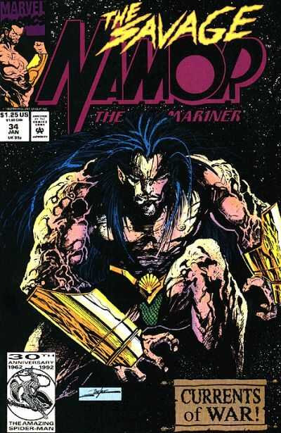 namor the sub-marine 1990 34