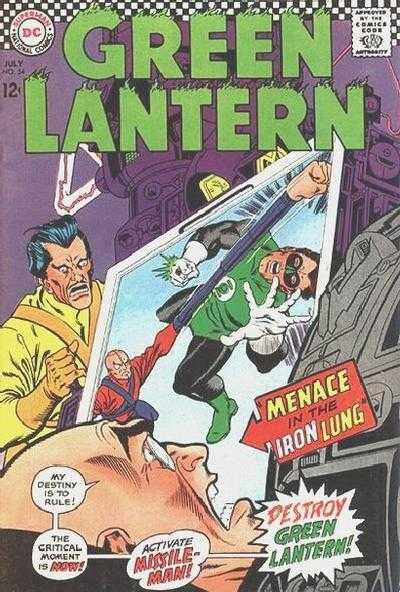 Green Lantern V2 Hal Jordan 1960-1986