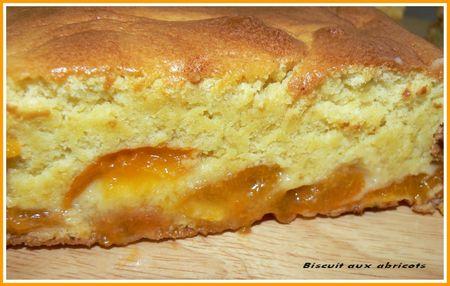 Biscuit aux abricots 010