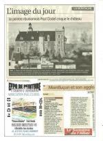 L'image du jour, la Montagne et La Semaine de l'Allier-2009