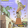 Lina, monument national de la révolution