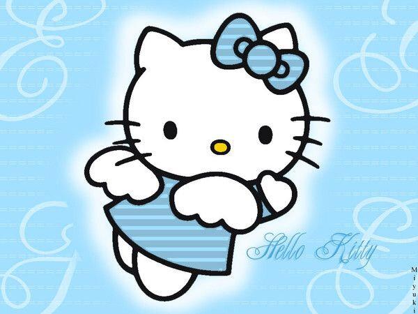 bonne fête hello kitty