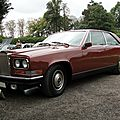 Rolls royce camargue coupe by pininfarina-1978