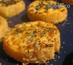 Biscuits fromage herbes