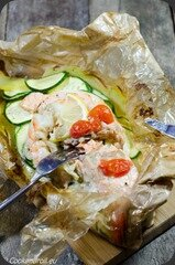 Papillote_Saumon_Gambas_Courgette-16