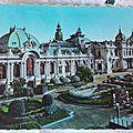 Monaco - Monté Carlo- le casino et ses jardins