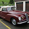 Lancia aprilia cabriolet pininfarina, 1940 à 1949
