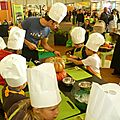 Ateliers Culinaires enfants: Fouaces Rabelaisiennes aux poires