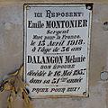 Mantonnier silvain emile (rivarennes) + 13/04/1918 rouvrel (80)
