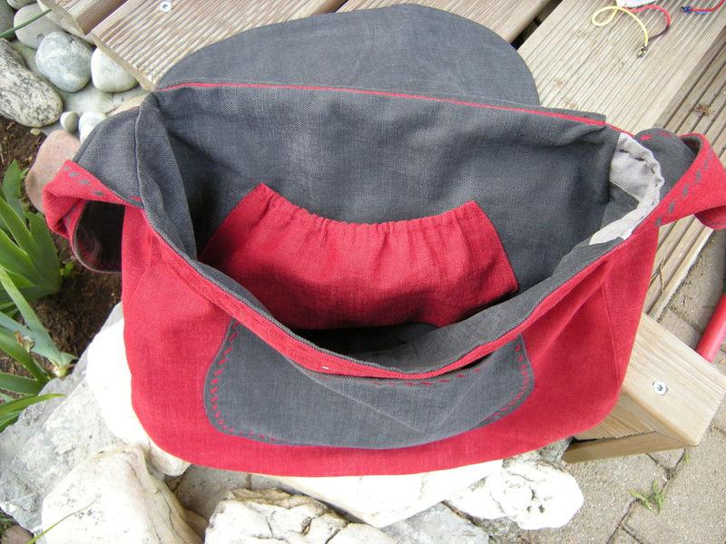 Mon sac d'été Coccinellesonia