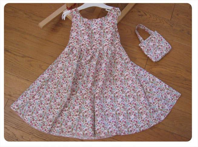 1d87478f9b6ba robe pour fillette - Les enfants terribles