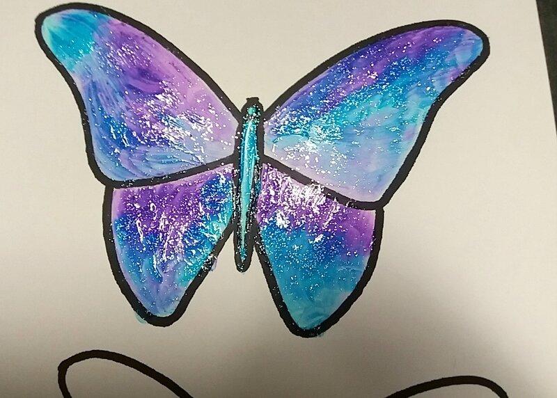 237_Masques_Fleurs et papillons (8)