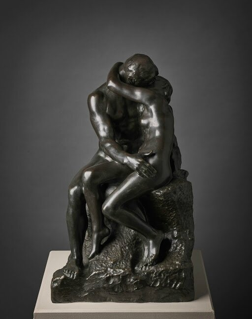 Rodin_The Kiss_ca 1884