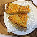 Tarte aux carottes de ma maman + version paléo