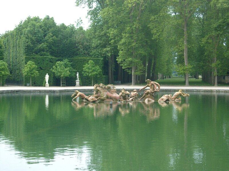 5 la fontaine de Neptune