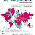 Village de chefs 2011 paris