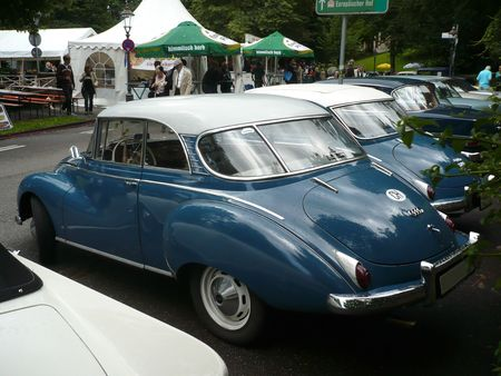 AUTO UNION 1000S de Luxe coupé 1962 Baden Baden (2)