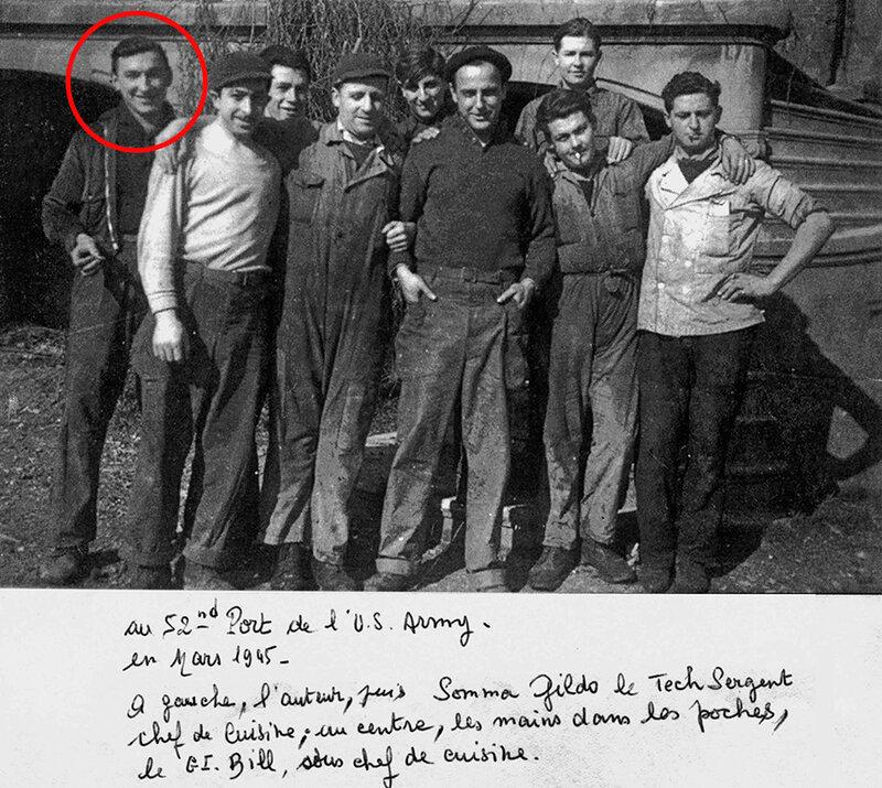 Bengtsson mars 1945 ALG