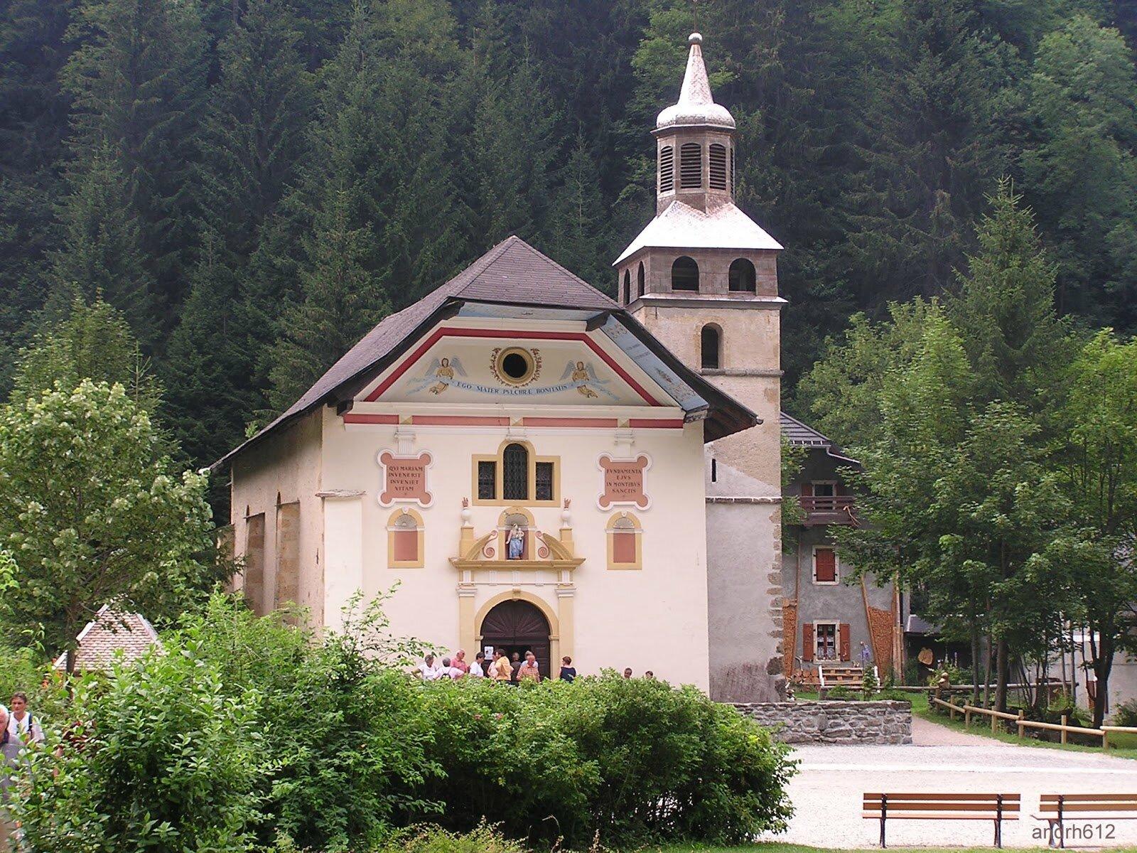 Chapelle Notre-Dame-de-la-Gorge