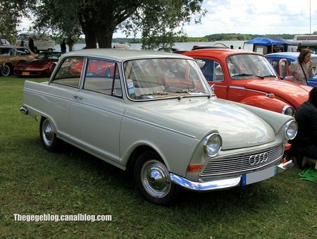 Auto union - DKW type F12 de 1964 (Retro Meus Auto Madine 2012) 01