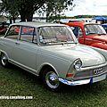 Auto union - dkw type f12 berline 2 portes de 1964 (retro meus auto madine 2012)